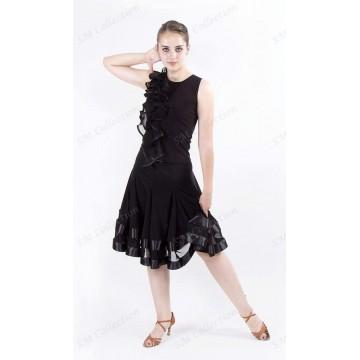 Женский топ для бальных танцев SM Collection «Ева»
