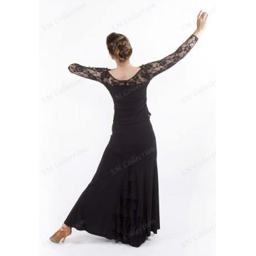 Юбка для бальных танцев SM Collection «Кармелита»