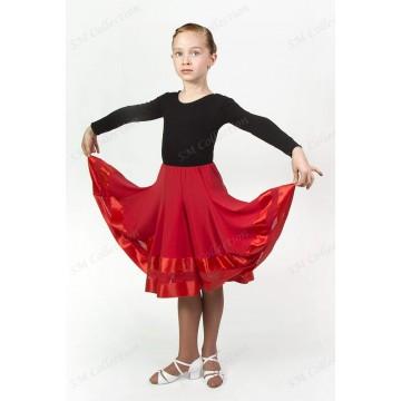 Юбка для бальных танцев SM Collection «Изабелла»