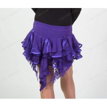 Юбка для бальных танцев SM Collection «Моника» латина