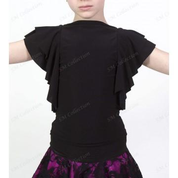 Женский топ для бальных танцев SM Collection «Элиза»