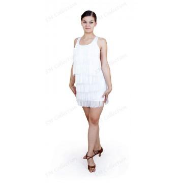 Платье для бальных танцев SM Collection «Алина» латина