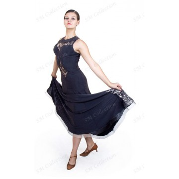 Платье для бальных танцев SM Collection «Патрисия»
