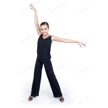 Женский топ для бальных танцев SM Collection «Эрика»