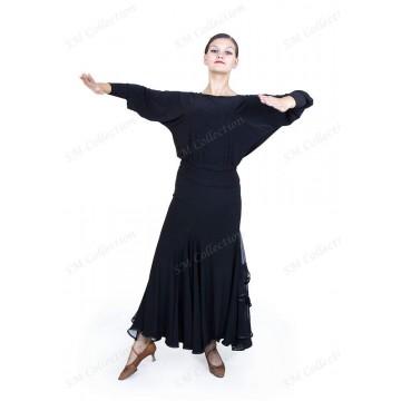 Женский топ для бальных танцев SM Collection «Марта»