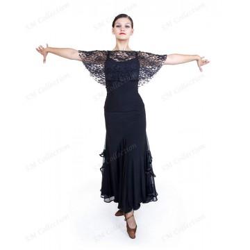 Женский топ для бальных танцев SM Collection «Натали»