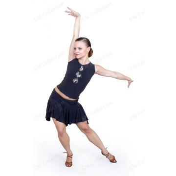Женский топ для бальных танцев SM Collection «Ванесса»