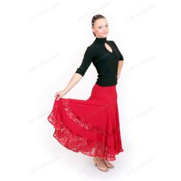 Женский топ для бальных танцев SM Collection «Жаклин»