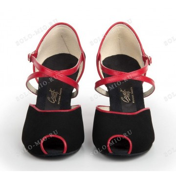Женские туфли для бальных танцев «Соло плюс» «A702» аргентинское танго