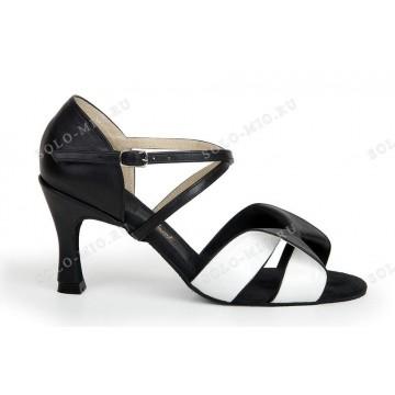 Женские туфли для бальных танцев «Соло плюс» «A704» аргентинское танго