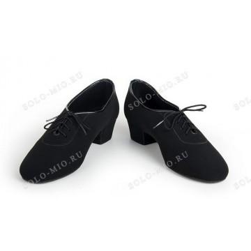 Мужские туфли для бальных танцев «Соло плюс» «L402» латина