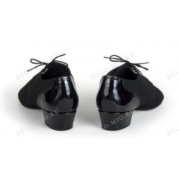 Мужские туфли для бальных танцев «Соло плюс» «L404» латина