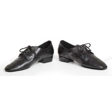 Мужские туфли для бальных танцев «Соло плюс» «S206» стандарт