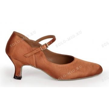 Женские туфли для бальных танцев «Соло плюс» «S503» стандарт 5см