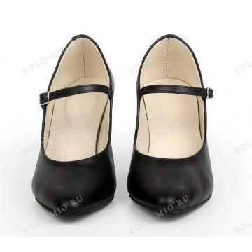 Женские туфли для бальных танцев «Соло плюс» «S701» стандарт 5см