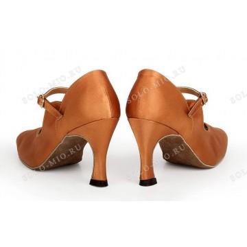 Женские туфли для бальных танцев «Соло плюс» «S704» стандарт 5см