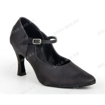 Женские туфли для бальных танцев «Соло плюс» «S705» стандарт 5см