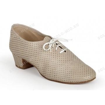 Тренировочные туфли для бальных танцев «Соло плюс» «T405»