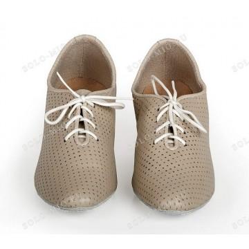 Тренировочные туфли для бальных танцев «Соло плюс» «T502»