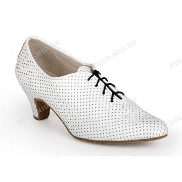Тренировочные туфли для бальных танцев «Соло плюс» «T503»