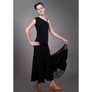 Женский топ для бальных танцев SM Collection «Лия 04»