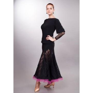 Женский топ для бальных танцев SM Collection «Мари 05»