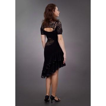 Платье для бальных танцев SM Collection «Глория»