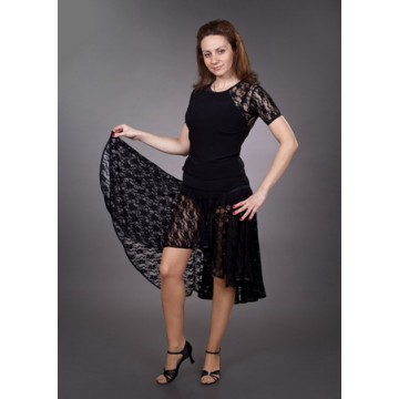 Юбка для бальных танцев SM Collection «Анжелина»