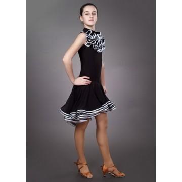 Платье для бальных танцев SM Collection «Ю-1»