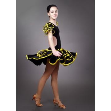 Платье для бальных танцев SM Collection «Юнона 187»