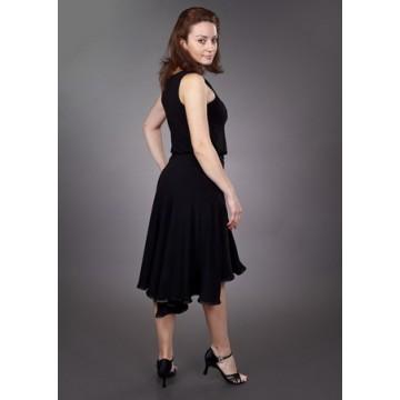 Юбка для бальных танцев SM Collection «Нинель»