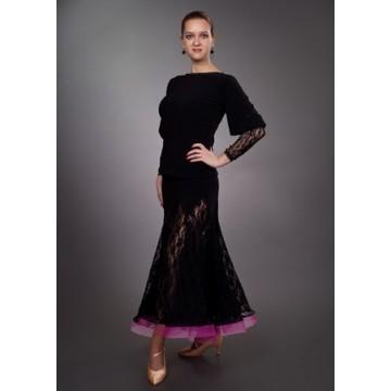 Юбка для бальных танцев SM Collection «Амалия»