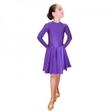 Рейтинговое платье для бальных танцев «Соло плюс» «PP01-3440»
