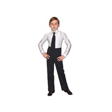 Рейтинговые брюки для бальных танцев «Соло плюс» «BP2644» мужские