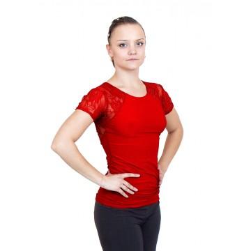 Женский топ для бальных танцев SM Collection «Лора»