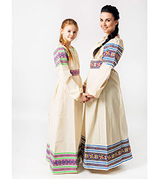 Рубахи женские