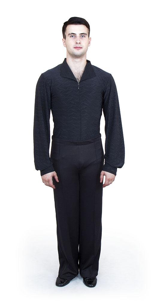 afc227cdeea7fd3 Рубашка-боди для бальных танцев «Соло плюс» «RLG4650» мужская купить ...