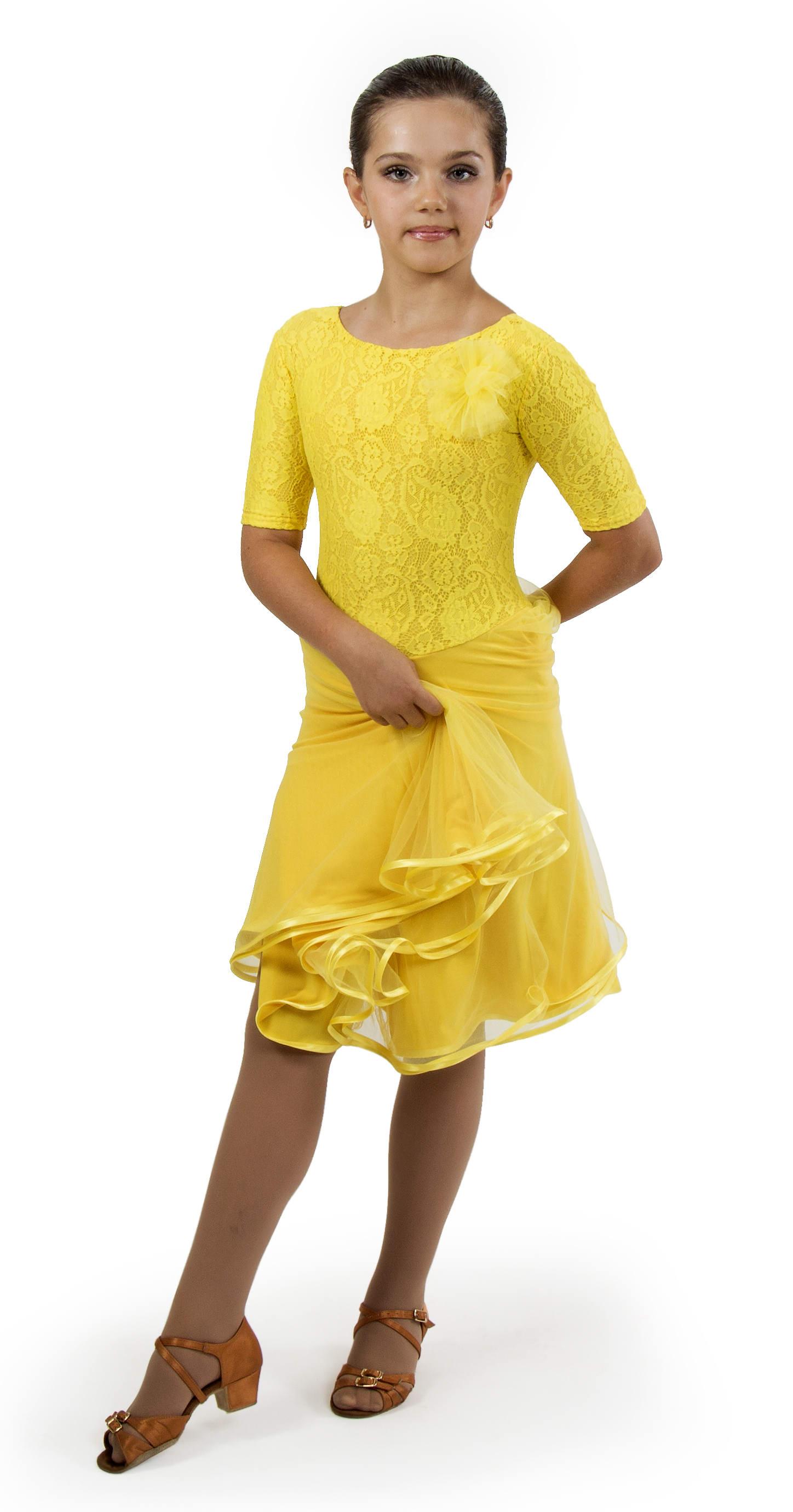 Купить платье для бальных танцев на выступление