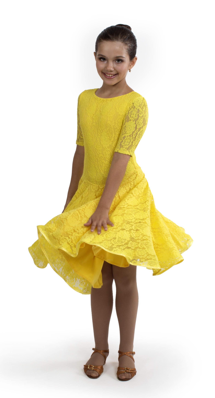 303d7395a31 Рейтинговая одежда для бальных танцев для девочек (Re) купить в ...