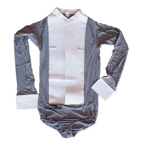 795bf304c061740 Рубашка-боди фрачная для бальных танцев купить в интернет-магазине ...