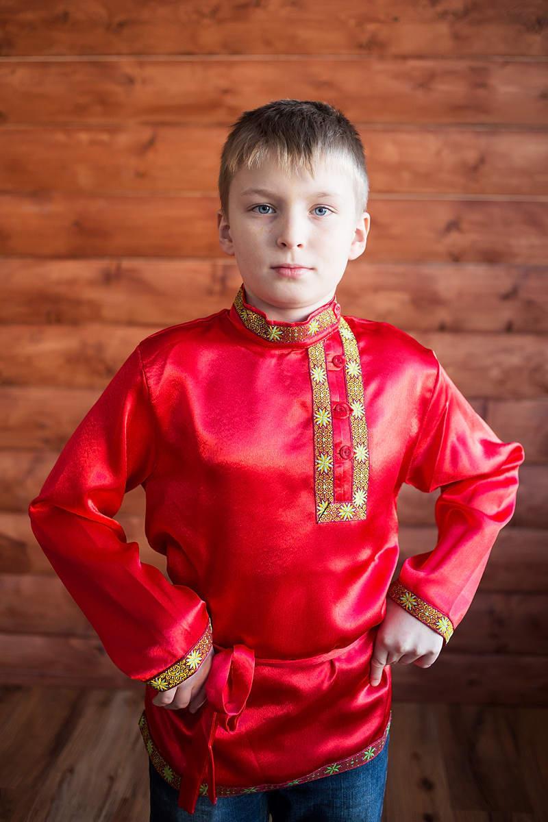 Мужской народный костюм своими руками